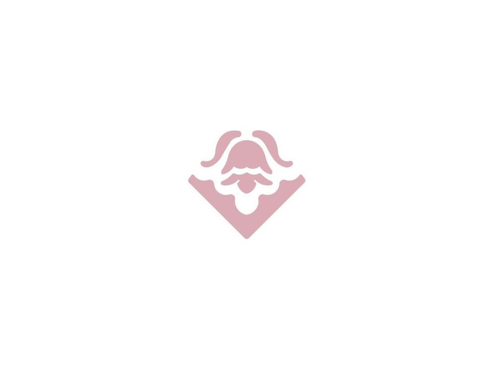 Dziurkacz narożnikowy 2,5 cm - DpCraft - Tulipan
