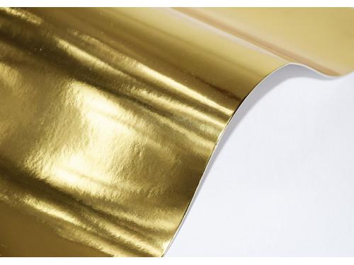 Papier metalizowany Splendorlux 300g - Mirror Aurum, A4, 20 ark.