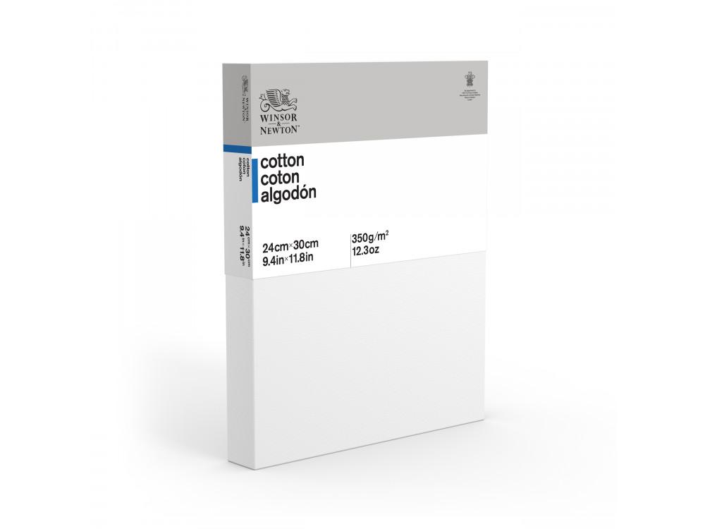 Cotton canvas Deep Edge - Winsor & Newton - 9.4 x 11.8 in