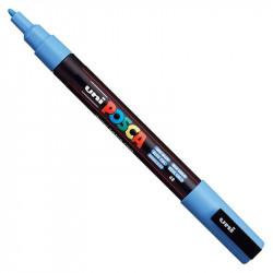 Uni Posca Paint Marker Pen PC-3M - Sky Blue