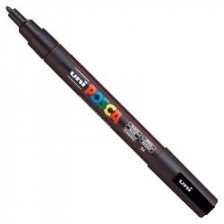 Marker Posca PC-3M - Uni - black