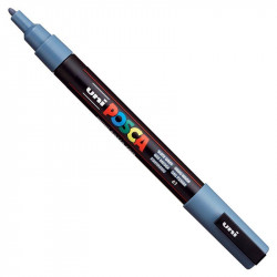 Marker Posca PC-3M - Uni - slate gray