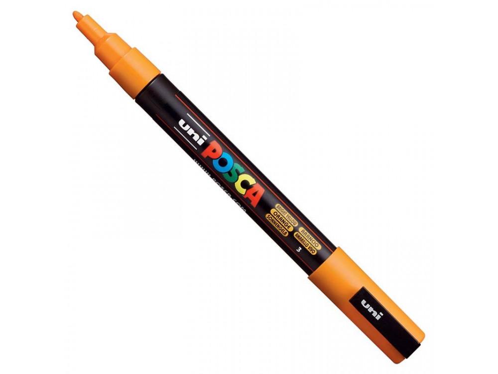 Marker Posca PC-3M - Uni - bright yellow