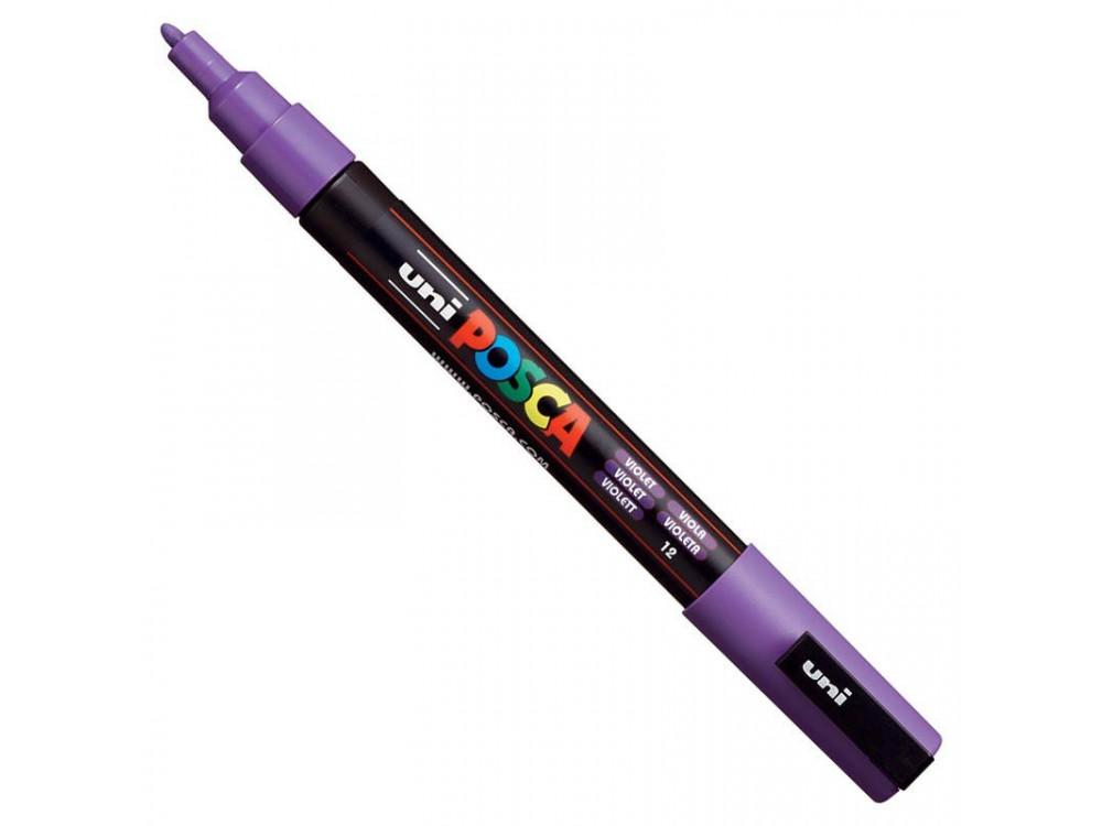 Marker Posca PC-3M - Uni - violet