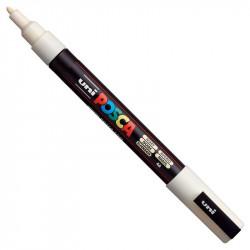 Marker Posca PC-3M - Uni - ivory