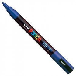Marker Posca PC-3M - Uni - blue