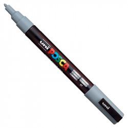 Uni Posca Paint Marker Pen PC-3M - Gray