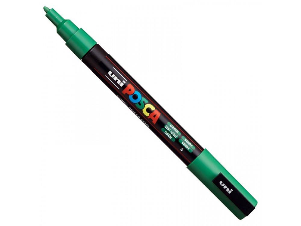 Uni Posca Paint Marker Pen PC-3M - Green