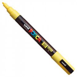 Marker Posca PC-3M - Uni - yellow