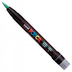 Marker pędzelkowy Posca PCF-350 - Uni - green