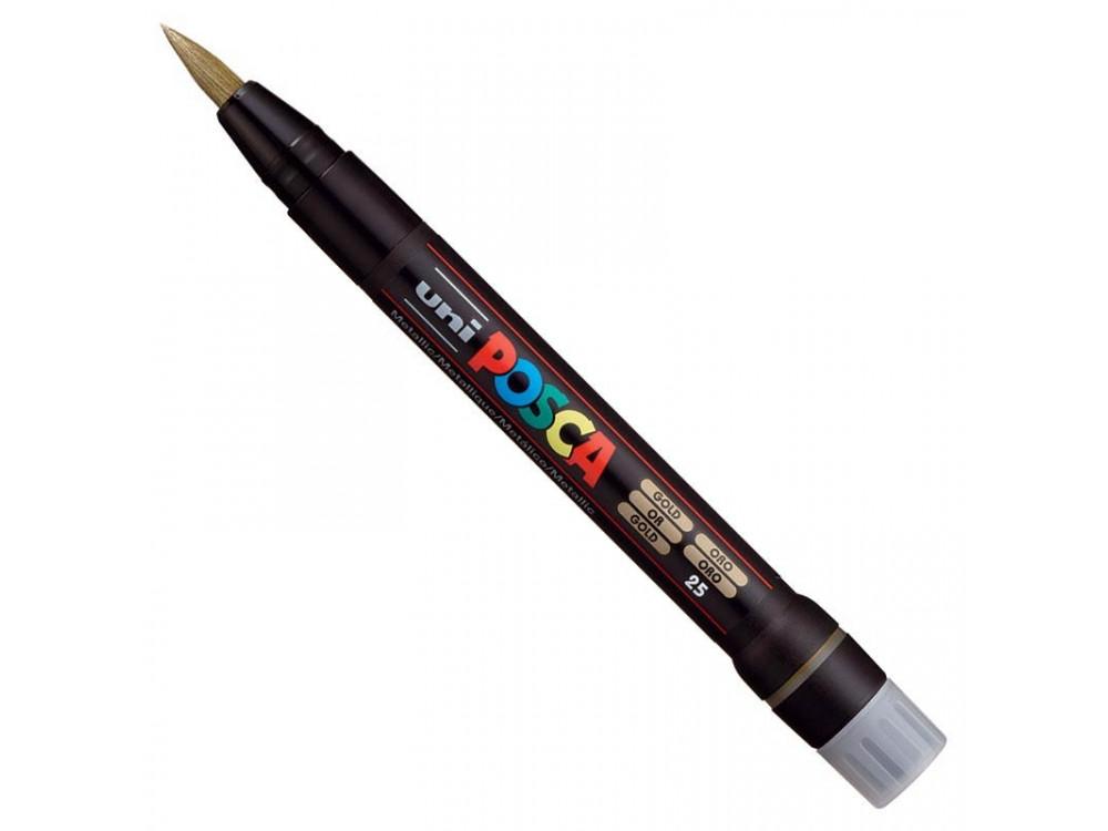 Uni Posca Paint Marker Pen PCF-350 - Gold