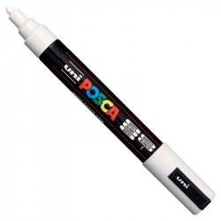 Marker Posca PC-5M - Uni - white