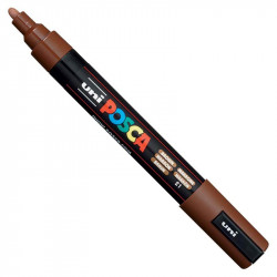 Marker Posca PC-5M - Uni - brown