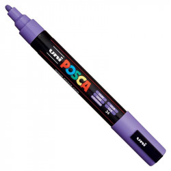 Marker Posca PC-5M - Uni - lilac