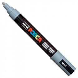 Uni Posca Paint Marker Pen PC-5M - Gray