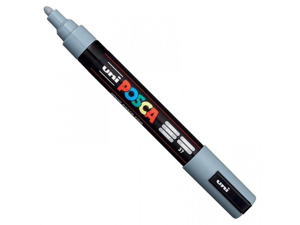 Marker Posca PC-5M - Uni - grey