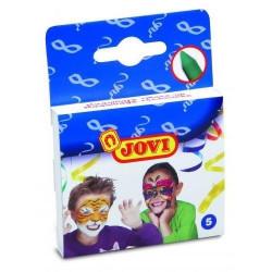 Face body make-up sticks - Jovi - 5 colors