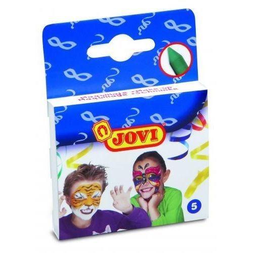 Kredki do twarzy i ciała Jovi Make-up 5 szt.