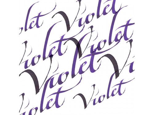 Tusz do kaligrafii - Winsor & Newton - violet, 30 ml