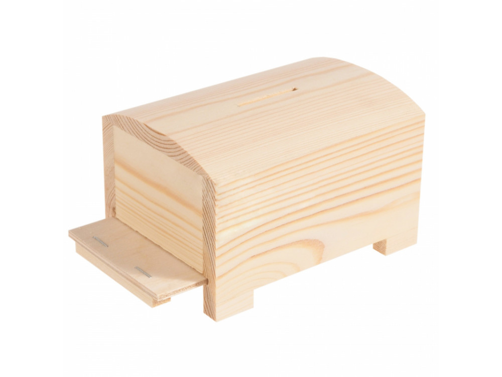 Wooden Moneybox - Trunk