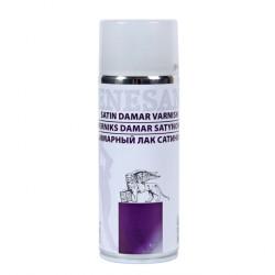 Werniks damarowy w sprayu - Renesans - satynowy, 400 ml