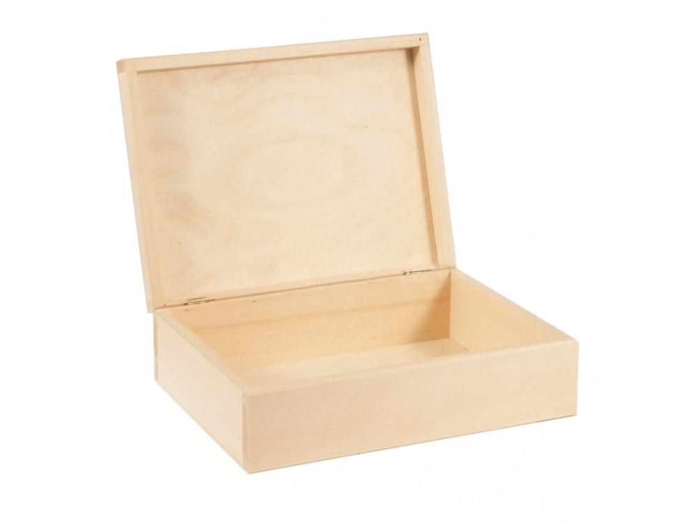 Wooden Container Case 27,5x20,5 cm