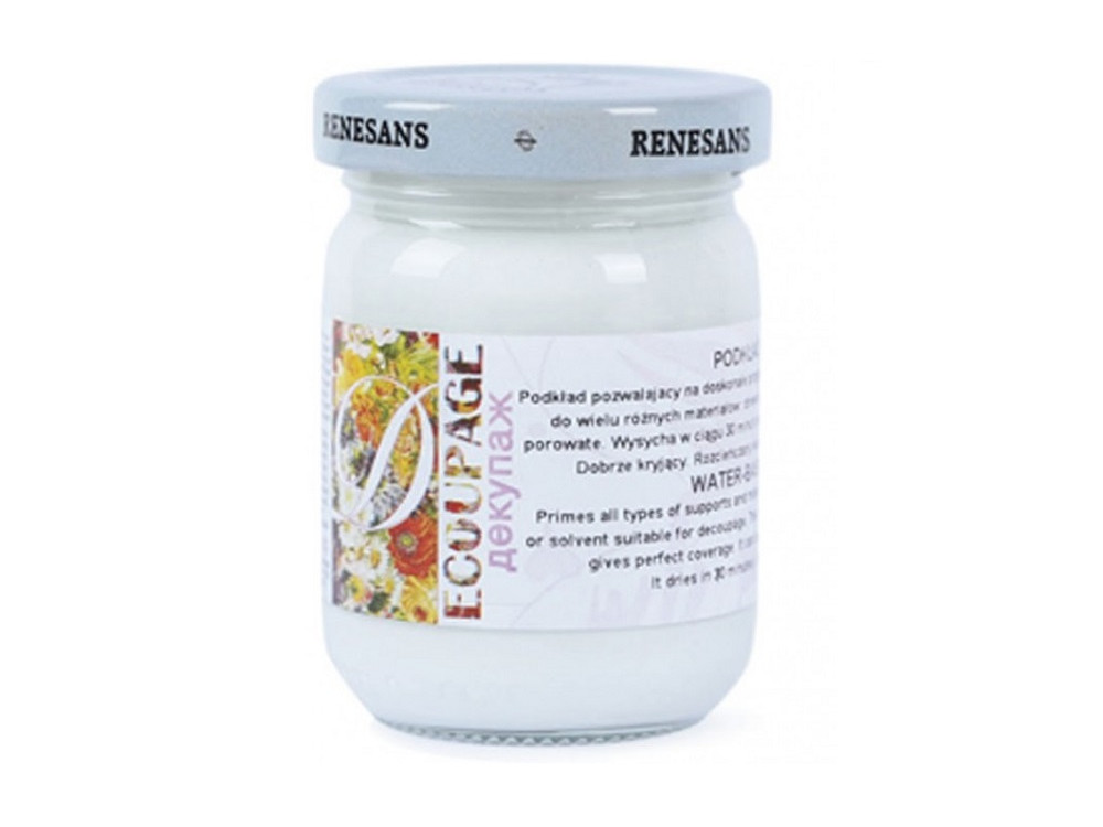 Podkład wodny do decoupage - Renesans - 110 ml