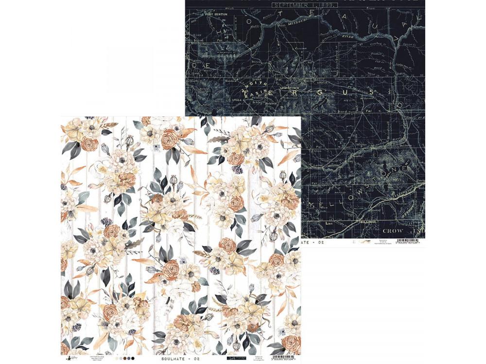 Paper 30,5 x 30,5 cm - Piątek Trzynastego - Soulmate 02