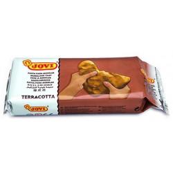 Pasta modelarska - Jovi - brązowa, 1 kg