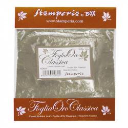 Gilding Foil Stamperia Silver 11 Sheets