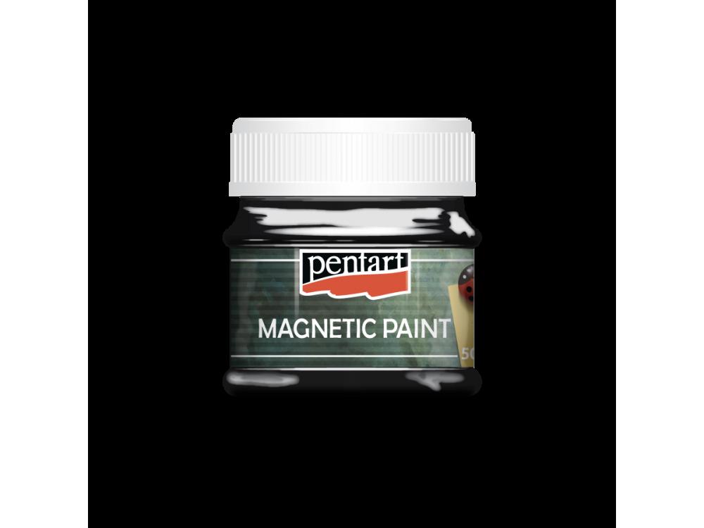Farba magnetyczna - Pentart - 50 ml