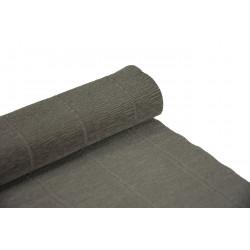 Italian crepe paper 180 g/m2 - Gray 604