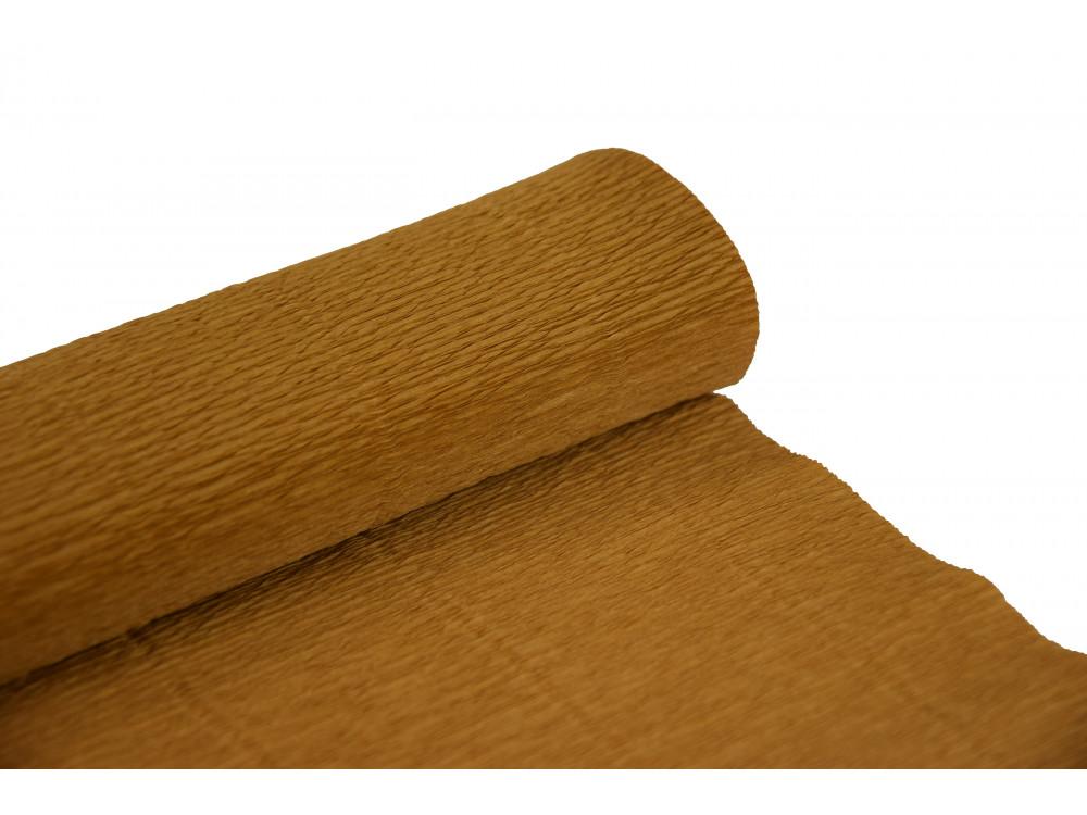 Italian crepe paper 180 g/m2 - Nut Brown 567