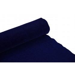 Krepina, bibuła włoska 180 g - Blue, 50 x 250 cm