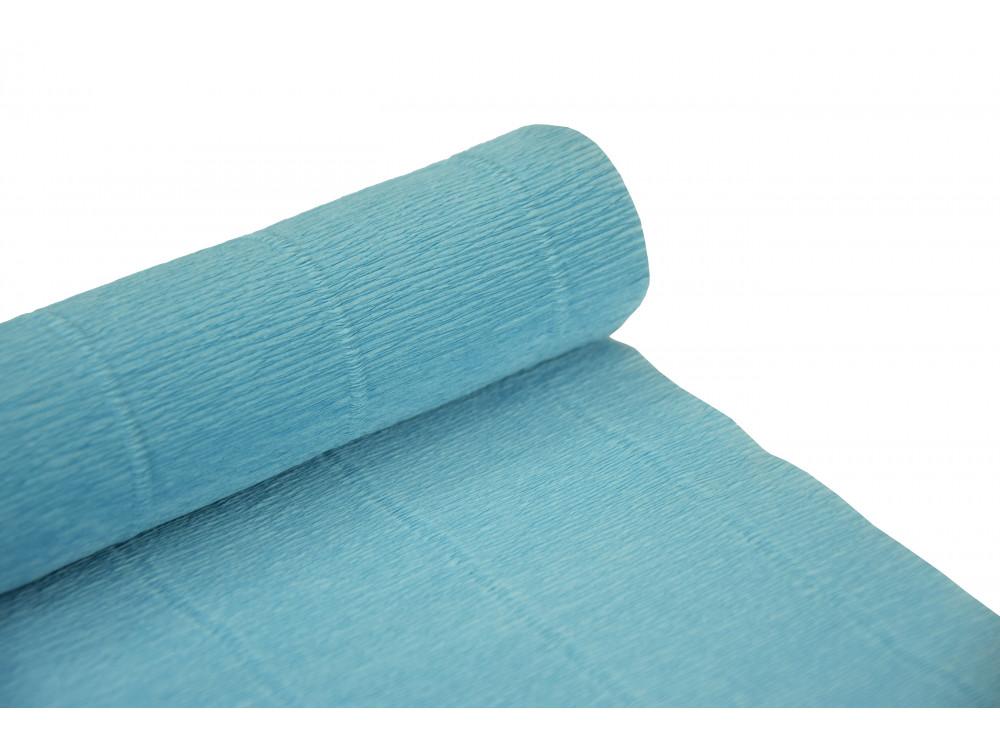 Italian crepe paper 180 g/m2 - Azure 556