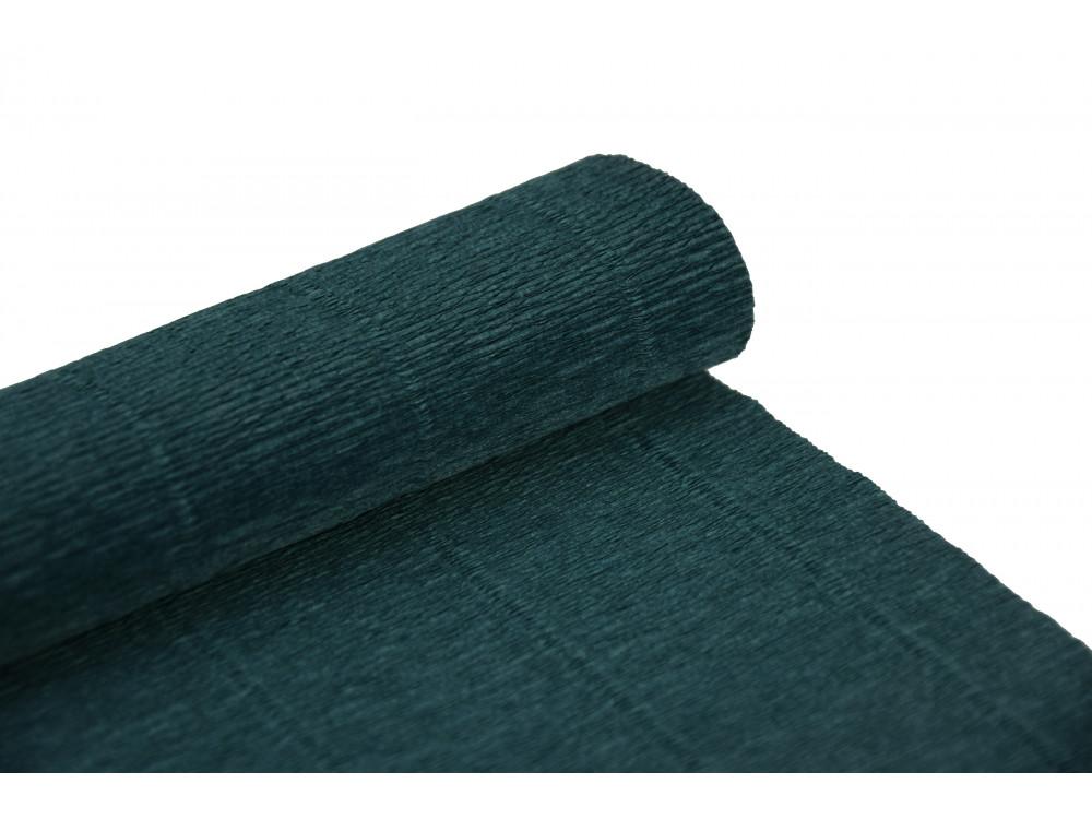 Italian crepe paper 180 g/m2 - Dark Green 560