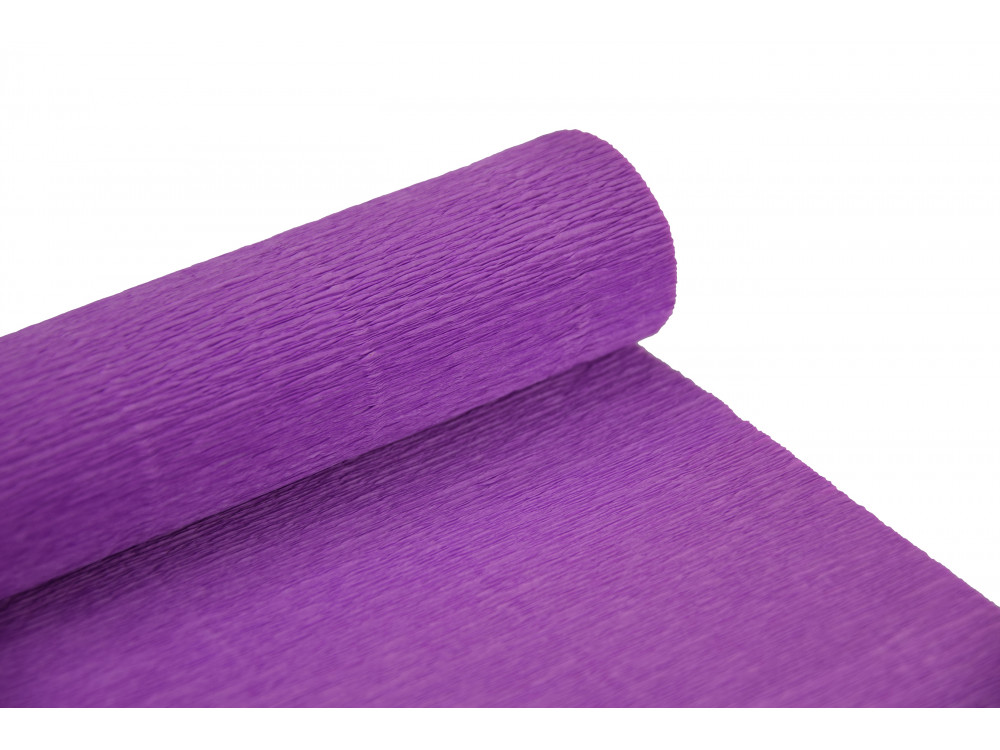Italian crepe paper 180 g/m2 - Lilla 590