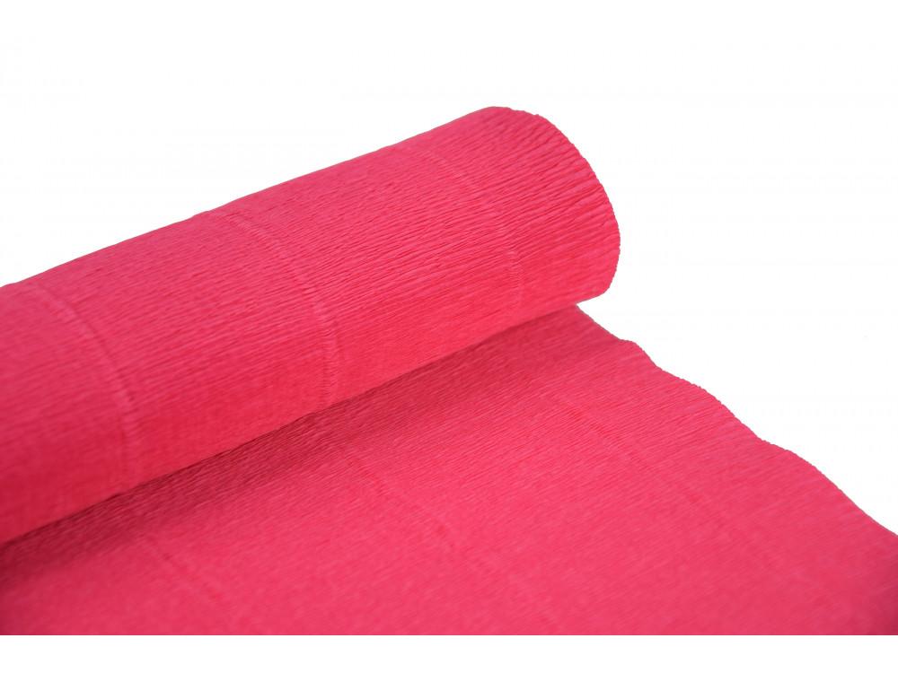 Italian crepe paper 180 g/m2 - Hydrangea Pink 571