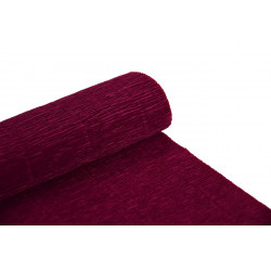 Italian crepe paper 180 g/m2 - Cardinal Red 584