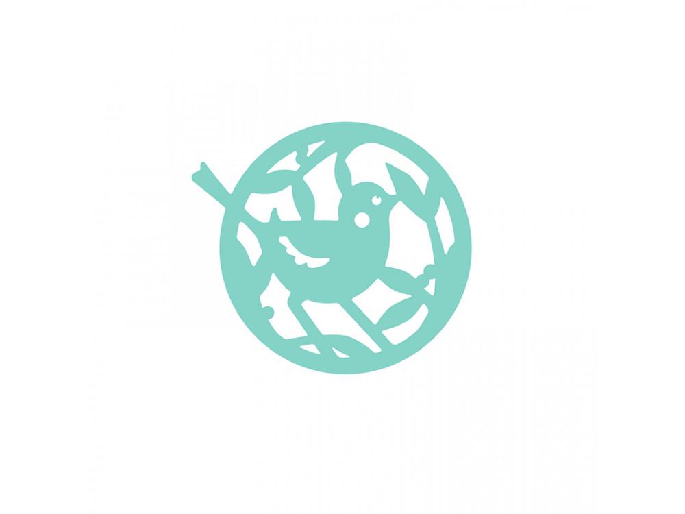 Craft Punch Bird 007 - DpCraft - 3,7 cm