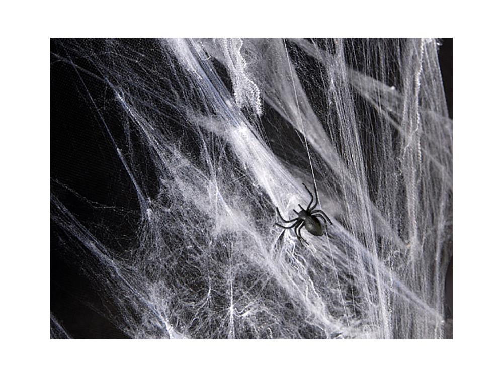 Spiderweb Halloween - white, 60 g