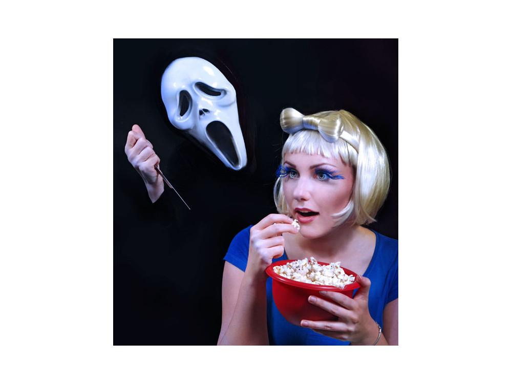 Scream mask - 20 x 30 cm
