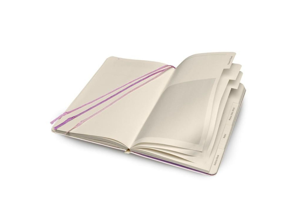 Notatnik A5 - Moleskine - Passion Journal Wedding