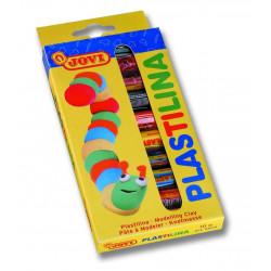 Plastelina - Jovi - 10 kolorów x 15 g
