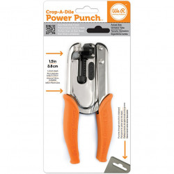 CROP-A-DILE EURO HOOK POWER PUNCH We R