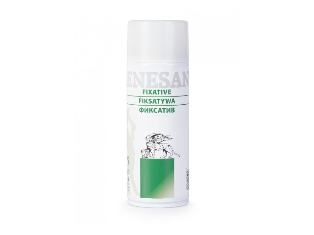 Fixative varnish spray - Renesans - 400 ml