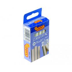 Chalks - Jovi - white, 9 x 80 mm, 10 pcs.