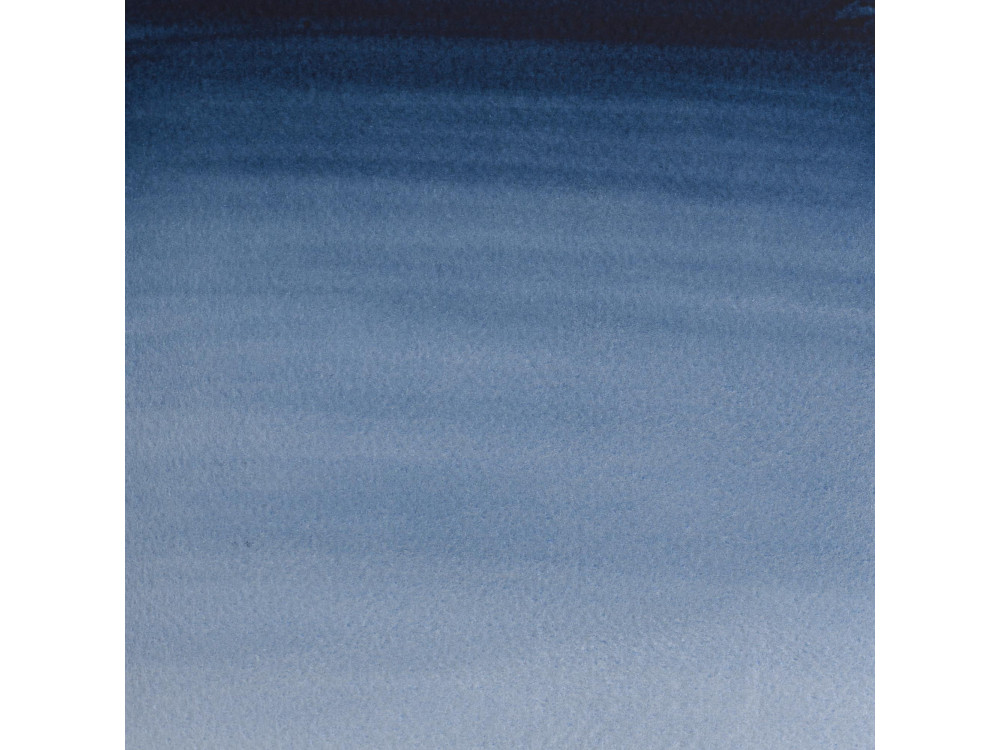 Cotman watercolor paint - Winsor & Newton - Indigo, half pan