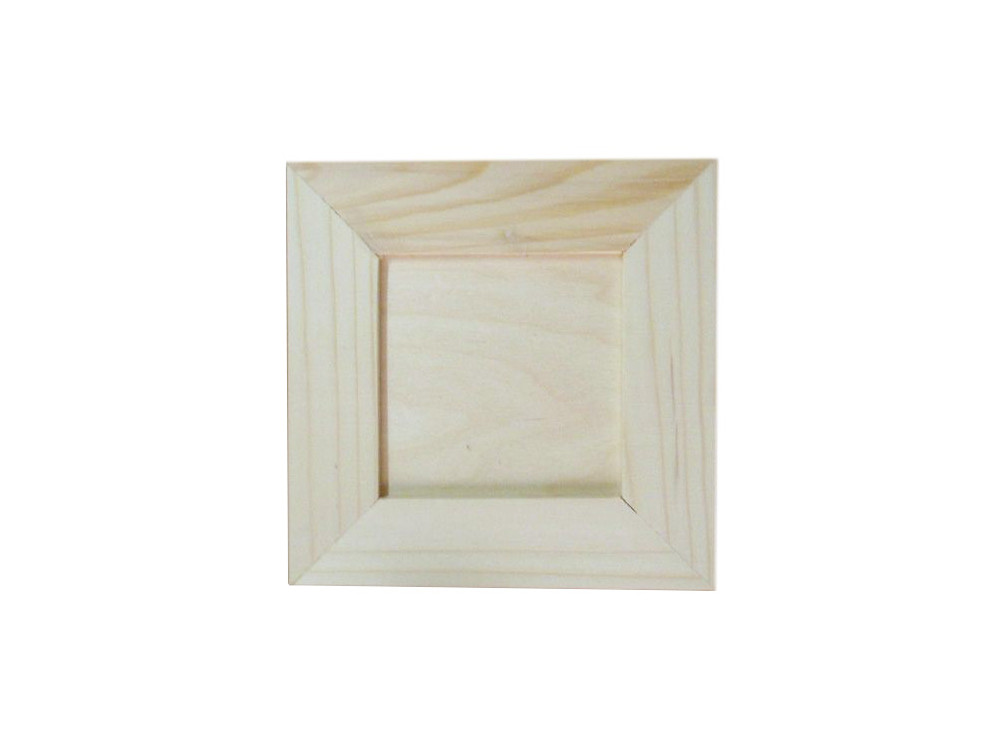 A set of wooden frames with twine - 3 pcs.