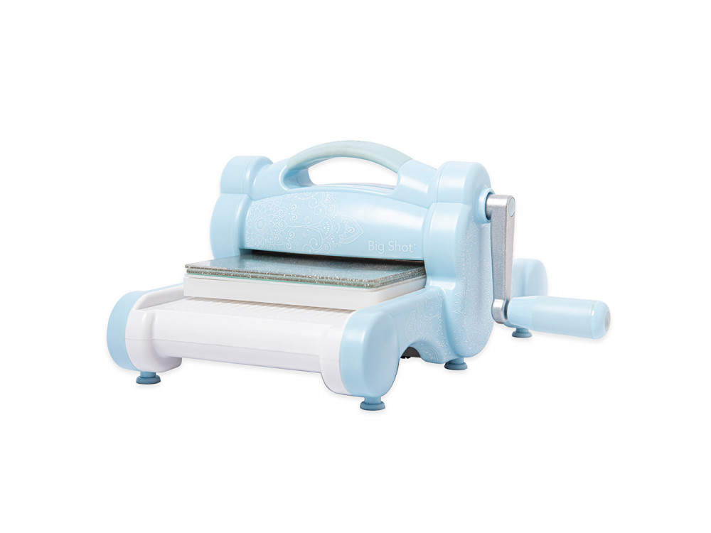 Die-cutting and Embossing Machine Big Shot Limited Eition A5 - Sizzix - sky
